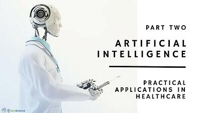 Artificial Intelligence (AI) in healthcare