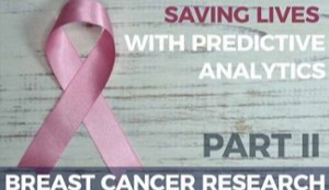 Machine Learning in Pharma: Breast Cancer Diagnosis, Part II