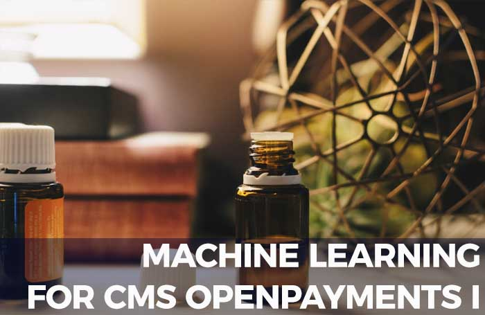 Machine Learning with CMS Public Healthcare Dataset, Part I
